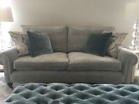 2 Brand New Bespoke Sofas for sale