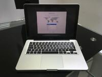 "Apple Macbook Pro 13.3"" Mid-2012 2.5GHz Dual Core 4GB RAM 500GB HDD DVD Drive"