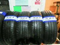 175 65 15 MATCHING MICHELIN TYRES 7MM TREAD X4 £100 INC FITTING AND BALANCE #IOPEN 7 DAYS #