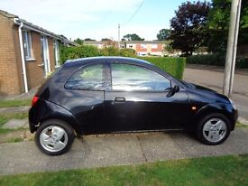 Ford KA Collection 1.3 (2003) 87,000 miles, 11 months M.O.T.