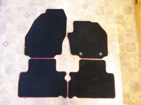 Genuine Ford Carpet mats for SMAX