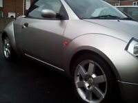 ** FORD KA CONVERTIBLE WITH PRIVATE REG CHEAP SALE **