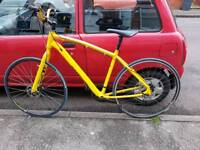 Orbea urban city road bike hybrid hydro brakes cruiser