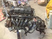Ford ka sport 1.6 engine and gearbox and ecu