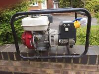 Honda stephill 2.7 kva generator