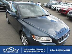2010 Volvo S40 2.4/ AUTO/ LOW KMS.