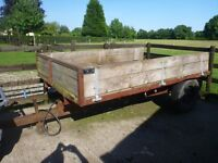 3 Tonne Tipping Trailer