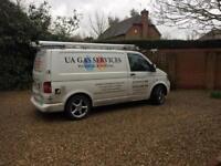 Ua gas service Plumbing and heating