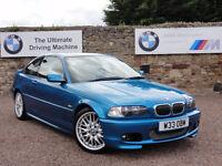 BMW E46 330ci M Sport Coupe, *Individual Atlantis Blue*, Automatic, 2001 / 51 Reg, 89k Miles