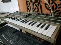 Micro Korg Vocoder Synth