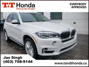 2015 BMW X5 xDrive35i* No Accidents, Navi, Panoramic Sunroof*