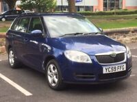 2009 SKODA FABIA 1.2 HTP ESTATE * 1 YEAR MOT * S.HISTORY * * PART EX * DELIVERY *