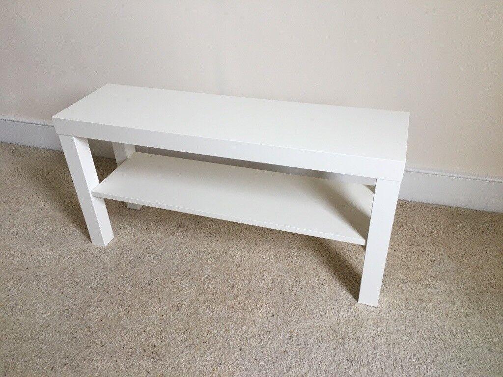 Ikea Lack Table Tv Bench White In Highgate London Gumtree