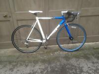 Scott 209AFD in great mechanical condition. Seized seatpost. Racing bicycle bike fast