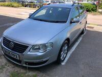 2006 Volkswagen Passat 2.0 TDI SE DSG 5dr AUTOMATIC Full Service History HPI Clear @07541423568@