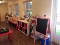 Nursery Spaces