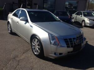 2008 Cadillac CTS LEATHER PANO ROOF