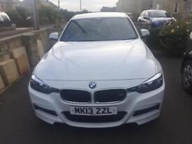 BMW 320D M SPORT 184 Bhp