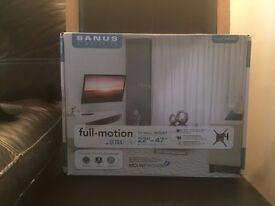 NEW: Sanus Full Motion TV Wall Mount