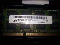 4gb ddr3 pc12800s for sale. Also 8gb available. All tested and fully working