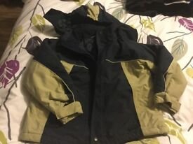 Boys winter coat. Marks & Spencer. Age 5-6 years