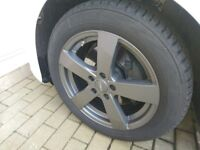 Audi A6C7 winter wheel set will fit other VAG models as well