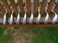 ***Set of DYNACRAFT Golf Irons & Wedges For Sale***