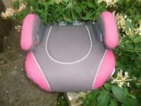 Car Booster Seat for Children (used in Grandparents Car)