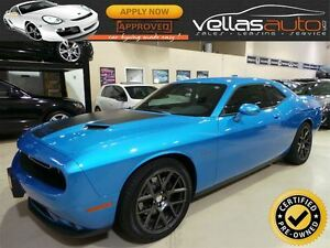 2016 Dodge Challenger R/T**NAVI**6-SPEED**R/CAMERA**