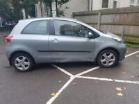 Lovely silver 2010 Toyota Yaris 1.3 great on insurance at a good price! 1 Year MOT