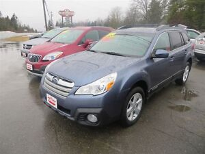2014 Subaru Outback 2.5i AWD, HTD SEATS, SUNROOF!