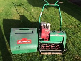 Ransome 45 mower