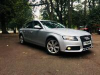AUDI A4 DIESEL-8 SPEED AUTOMATIC FULLY CLEAN-2010-FULL SERVICE HISTORY-RUNS AS GOOD AS NEW