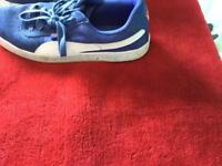 Men's puma trainers