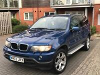 Bmw x5 3.0d sport auto 2003 full loaded px welcome Mercedes Bmw audi