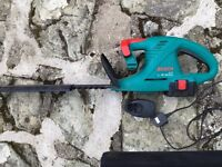 Bosch 41 ACCU cordless hedge trimmer