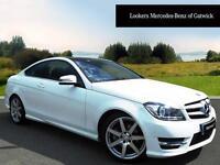 Mercedes-Benz C Class C250 CDI AMG SPORT EDITION PREMIUM PLUS (white) 2015-05-14