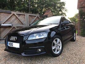 2010 Audi A3 1.6 TDI DSG £30 road tax