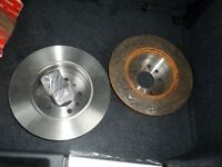 New Vauxhall vectra 2001 rear discs and pads_PLEASE READ LISTING