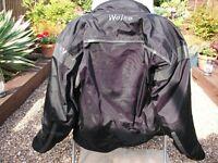 weise textile jacket / large