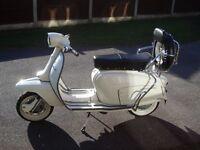 lambretta Li 125 special series 3 1968