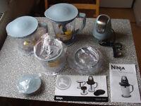 NEW: Ninja Master Prep Professional food processor blender