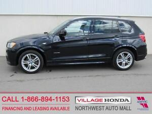 2013 BMW X3 XDrive 35i AWD | No Accidents |