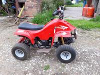 Superbyke 50cc Quad bike ATV