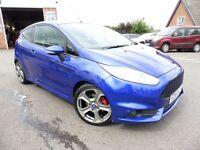 Ford Fiesta ST-2 (blue) 2014