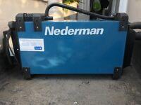 Nederman welding fume extractor fan filter