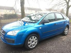 06 Reg Ford Focus 1.6 LX ( NEW SHAPE )not astra mondeo vectra megane 307 golf fiesta passat polo 407