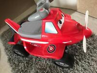Toddler Electric Ride On Quadbike - Trax Scorch Plane NEW
