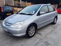 Honda Civic 1.6 patrol year 2003 millege 115000