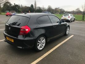 BMW 1 series 116I Black